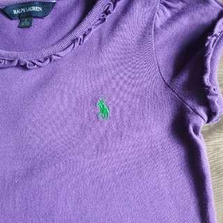 Ralph Lauren Girl's Shirt