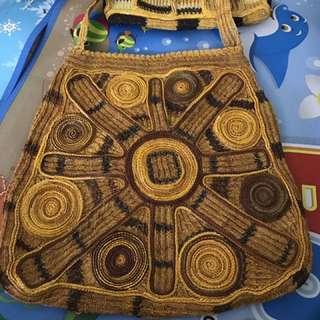 Tas Noken Asli Papua