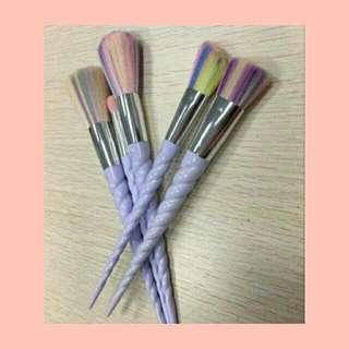 5pcs. Unicorn Brushes ❤