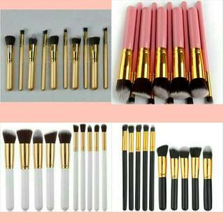 10pcs. Unbranded Brushes ❤