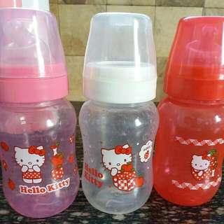 Hello Kitty Feeding Bottles Take All