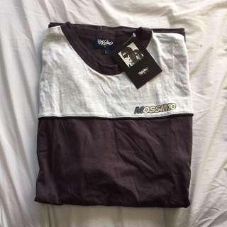 Vintage Mossimo Two Colour Way Shirt
