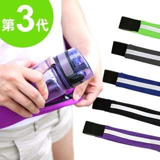 超神奇魔術隱形腰帶-紫色(慢跑帶水壺手機、旅行隱藏腰帶)