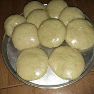 Pizza dough mini