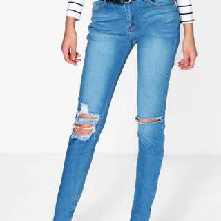 NEW Tall skinny jeans