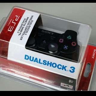 Sony Playstation 3 Wireless Bluetooth Controller Joystick (Gamepad)