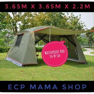 Camping Tent Hammock Canopy Awning