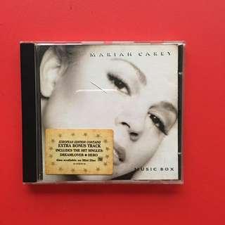 Mariah Carey Original Music CD
