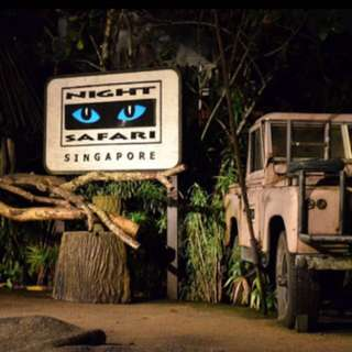 Singapore Zoo/ Night Safari/ River Safari/ Jurong Bird Park