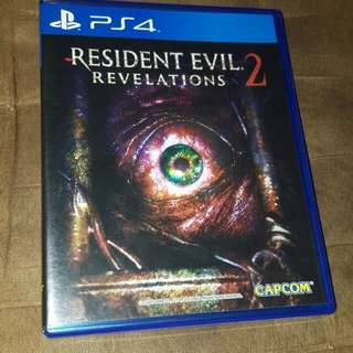 Call Of Duty & Resident Evil Revelations 2
