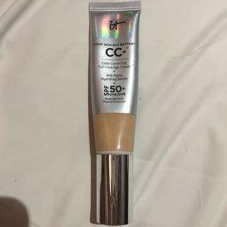 🚚 It Cosmetics Cc霜