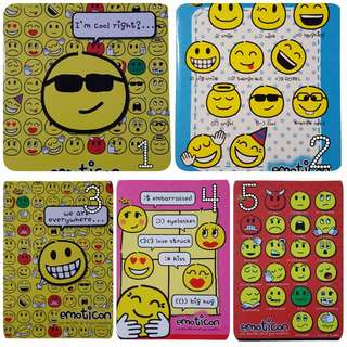 {URGENT CLEARANCE} Emoji Notebooks
