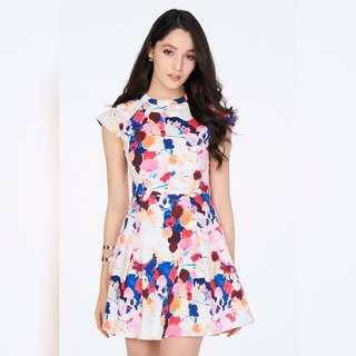TCL Grande Printed Dress XS