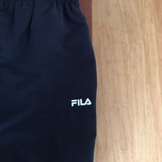 FILA TRACK SUIT PANTS