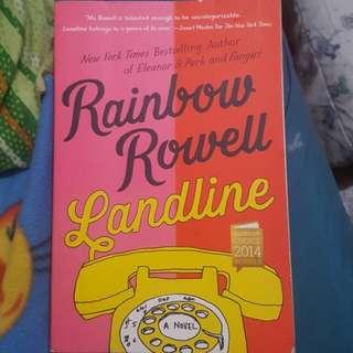🔴REPRICED: Landline by Rainbow Rowell