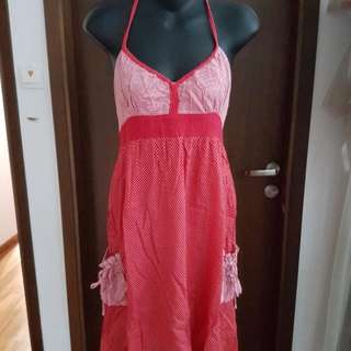 Casual Weekend Red Dress Size M