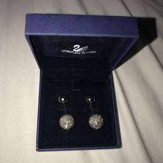*PRICE DROP* Men's Swarovski Diamond Cufflinks