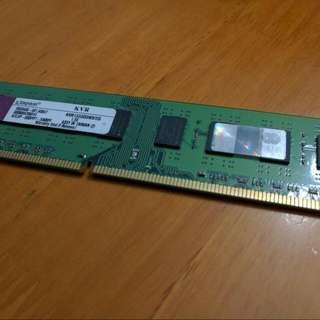 DDR3 2g Kingston