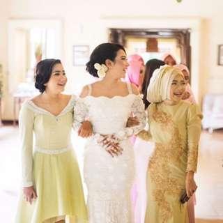 Kebaya Akad Nikah Dress Akad Nikah Wedding
