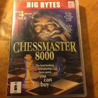 PC ChessMaster 8000