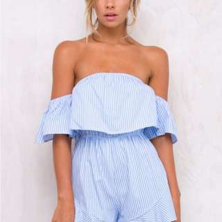 Princesspolly The Morrison Playsuit