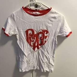 Ringer Peace Tshirt