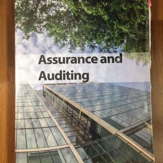 Assurance and Auditing