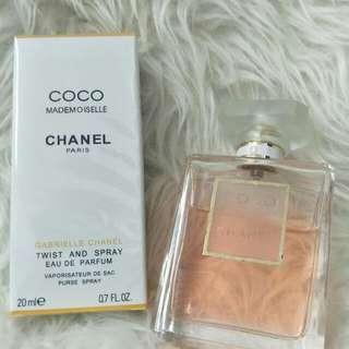 Authentic Pocket Perfume  20ml Each ..