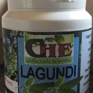 Lagundi Food Supplements 90s