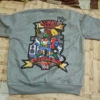 Sweater Streetwear, CONCRETE RUBBIX EDITION