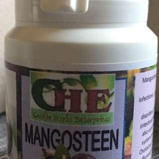 Mangosteen Food Supplement 90s