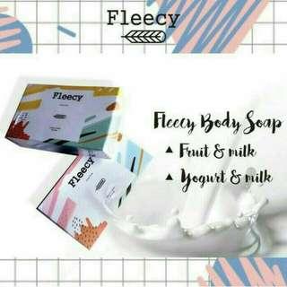 FLEECY BODY SOAP - SABUN