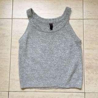 (BN) Halter Knit Top