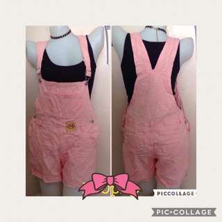 Jumper Short (pink)