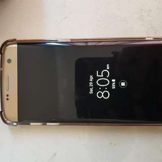 Samsung Galaxy S7 Edge Gold 32 GB Unlocked