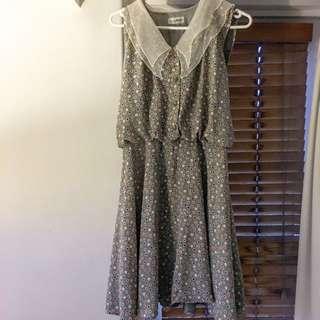 Vintage Dress - GORGEOUS