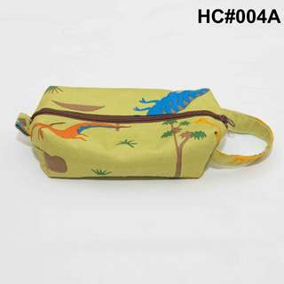 Box-shaped Wristlet Pouch (HC#004A)