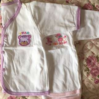 Long Sleeve Layette