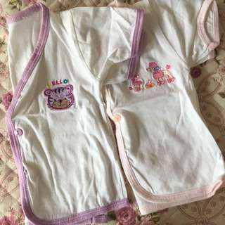 Short Sleeve Layette