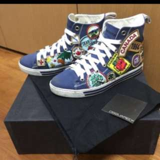 Dsquared Sneaker Size 40