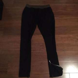 Black everyday Ansa jeans
