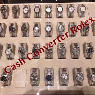 Cash converter branded watch 👉🏻😍Unlimited