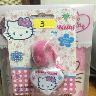 Hello Kitty Shampoo + Conditioner +lipbalm