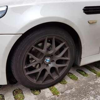 Bmw 18 Rim With Tyre