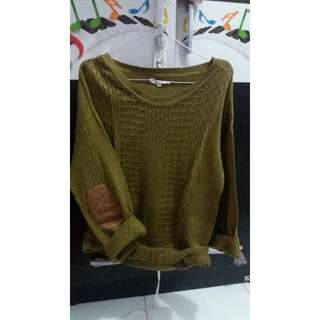 Sweater Rajut, Color Box.