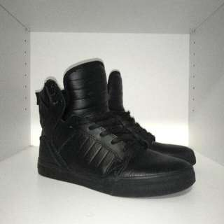 SUPRA Black High Kick