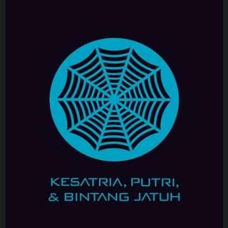 Ebook Novel Ksatria, Putri Dan Bintang Jatuh By Dee
