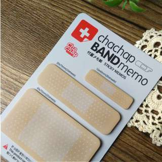 Band Aid Post it Notes Free NM