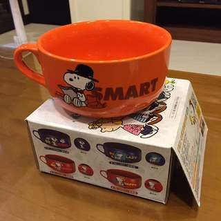 Snoopy 心情加熱變色杯碗