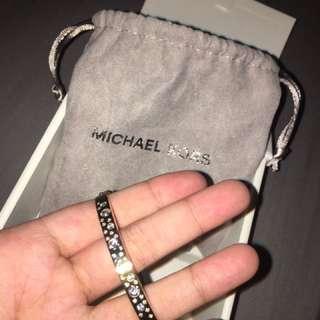 Michael Kors Pave Gold Bracelet